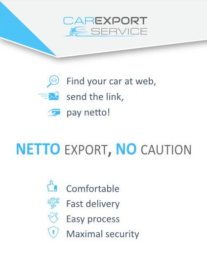 Netto Export Cars flyer